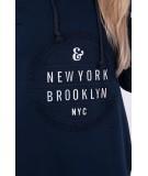 """Brooklyn"" suknelė (Tamsiai mėlyna)"