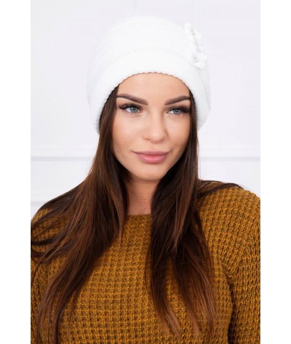 Kepurė K95 (Balta)