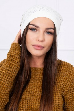 Kepurė K102 (Šilko spalva)