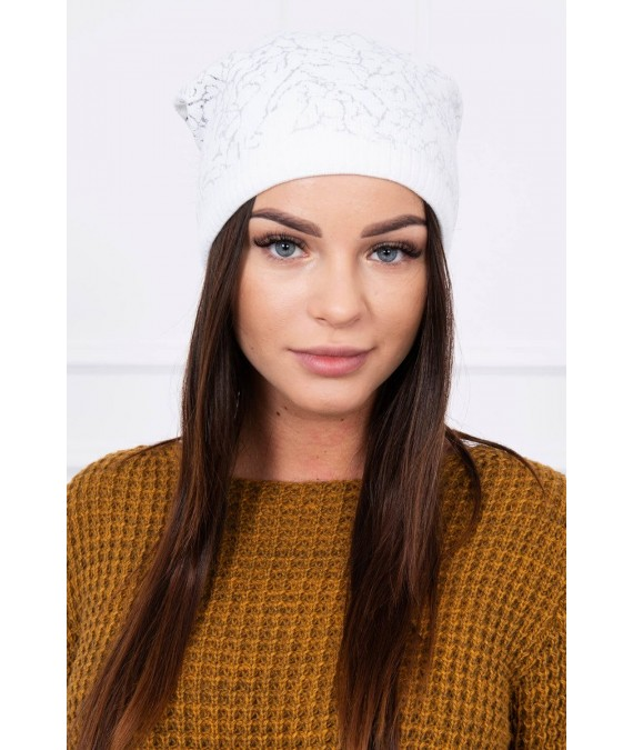 Kepurė K102 (Balta)