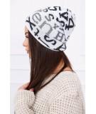Kepurė K89 (Balta)