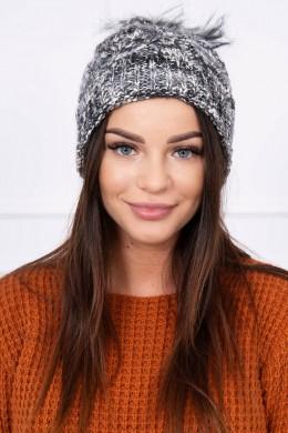Kepurė K98 (Juoda)
