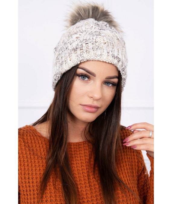 Kepurė K98 (Smėlio spalva)