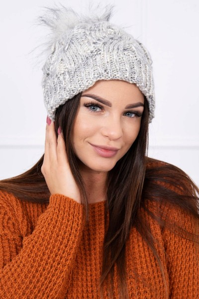 Kepurė K98 (Pilka)