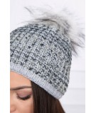 Kepurė K85 (Pilka)
