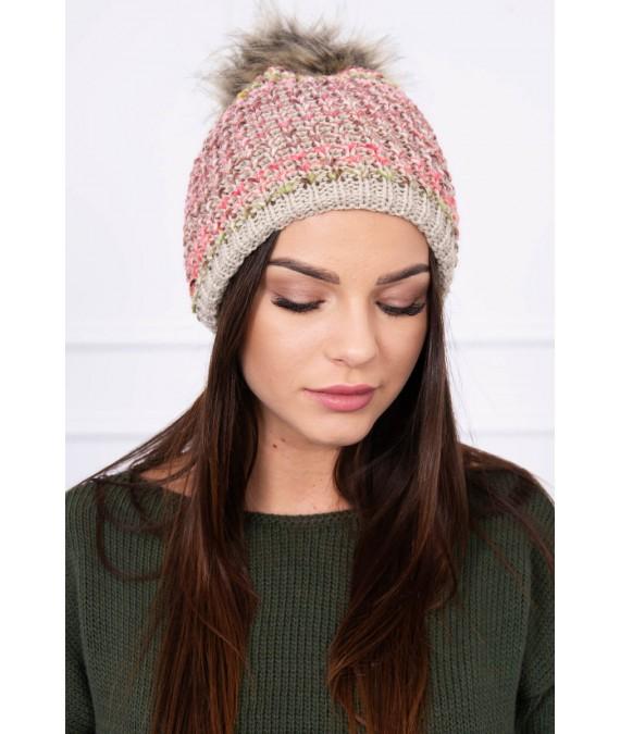 Kepurė K85 (Smėlio spalva)