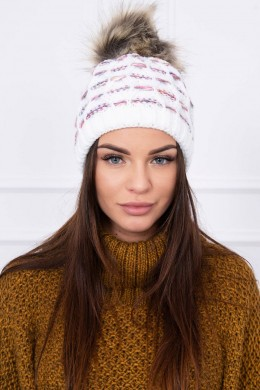 Kepurė K86 (Balta)