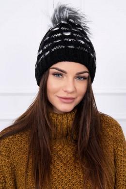 Kepurė K86 (Juoda)