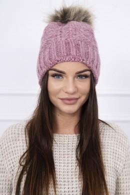 Kepurė K103 (Rožinė)