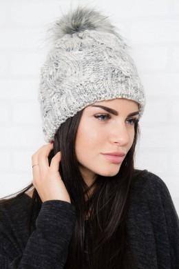 Kepurė K106 (Pilka)
