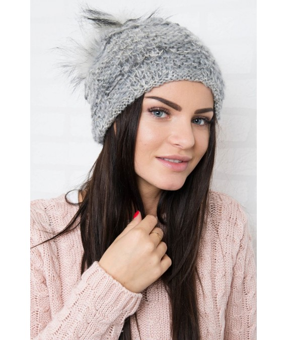 Kepurė K158 (Pilka)