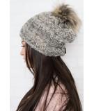 Kepurė K158 (Smėlio spalva)