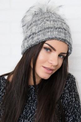 Kepurė K88 (Pilka)