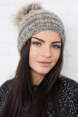 Kepurė K88 (Smėlio spalva)