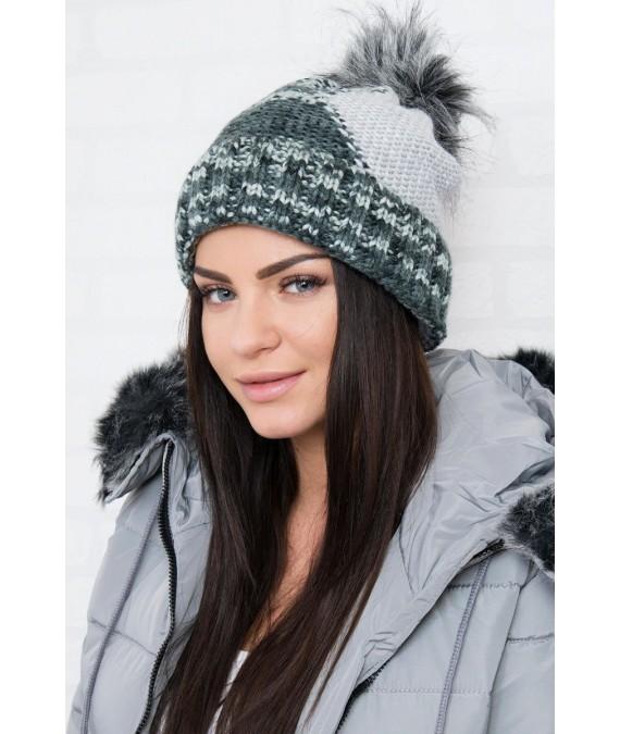 Kepurė K159 (Pilka)