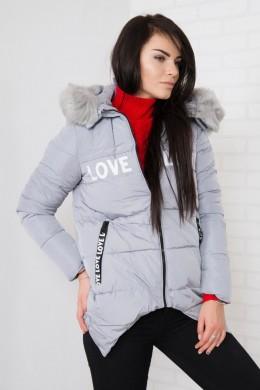 Striukė Love (Pilka)