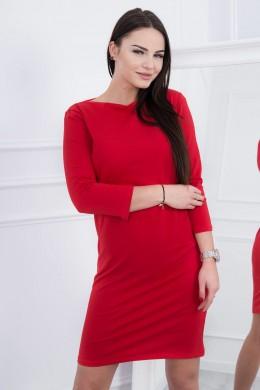 Klasikinė suknelė (Raudona)