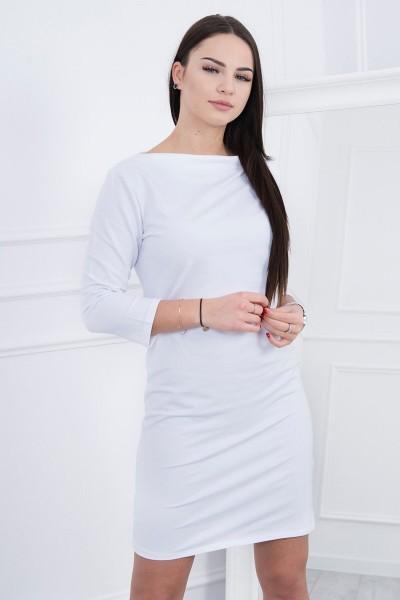 Klasikinė suknelė (Balta)