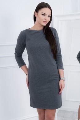 Klasikinė suknelė (Grafito) (Švelnios spalvos)