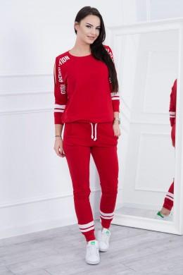 Kostiumėlis Girl Revolution (Raudona)
