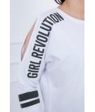Kostiumėlis Girl Revolution (Balta)
