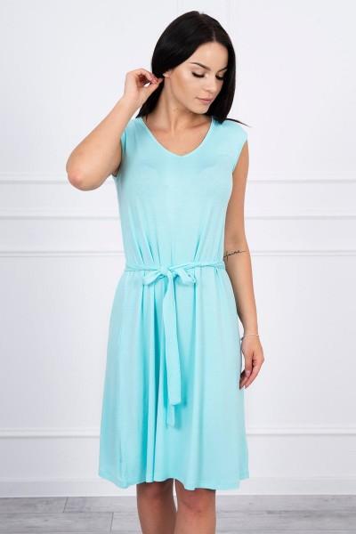 Suknelė su patogiomis petnešomis (Mėtos)