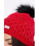 Moteriškas komplektas K119 (Raudona)