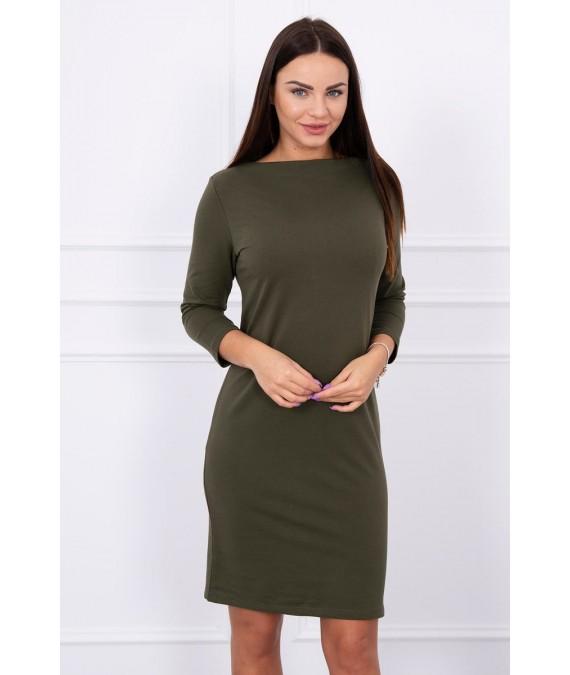 Klasikinė suknelė (Khaki)