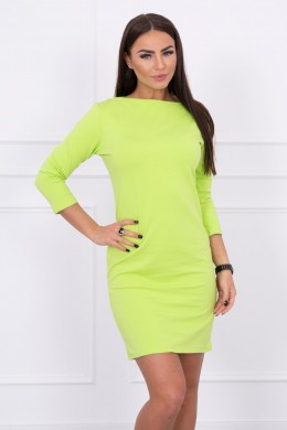 Klasikinė suknelė (Kivio spalva)