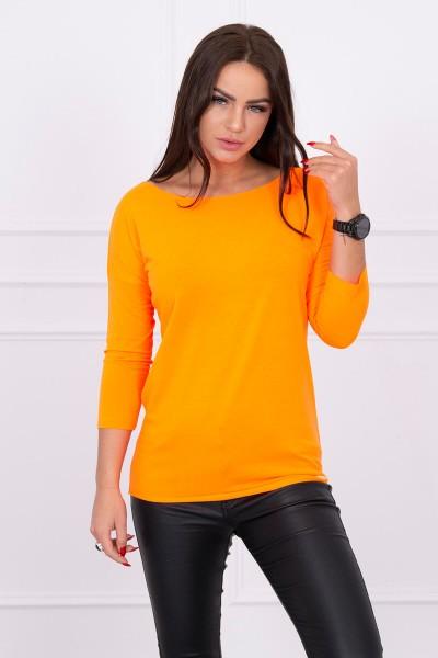 Palaidinė Casual (Oranžinė) (Neoninė)