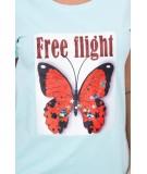 Palaidinė Free Flight (Mėtos)