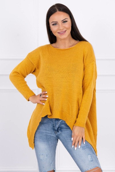 Megztinis su ilgesniais šonais (Garstyčių)