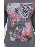Palaidinė, butterflies, (Grafito)