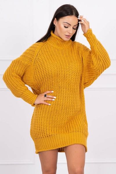 Megztinis su ilga apykakle (Garstyčių)