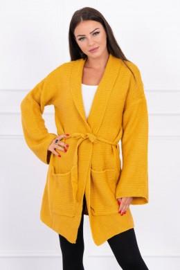 Megztinis su kišenėm (Garstyčių)