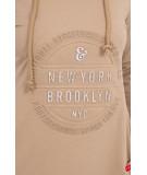 """""""Brooklyn"""" suknelė (Šviesiai ruda)"""