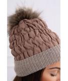 Kepurė K160 (Kapučino)