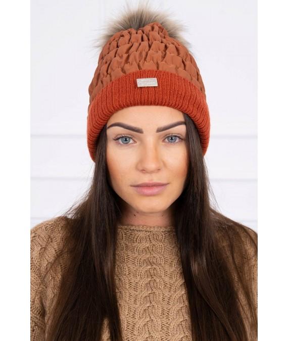 Kepurė K160 (Lapės spalva)