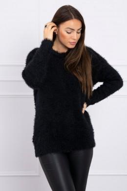 Hair sweater (Juoda)