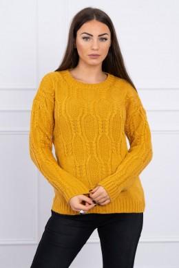 Megztinis su ilgomis rankovėmis (Garstyčių)