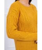 Megztinis su an openwork weave (Garstyčių)