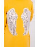 Kardiganas su blizgiomis wings (Garstyčių)