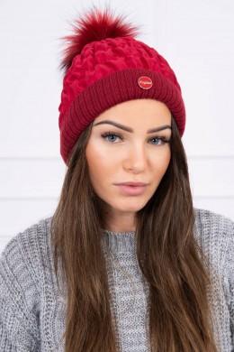 Kepurė K160 (Bordo)