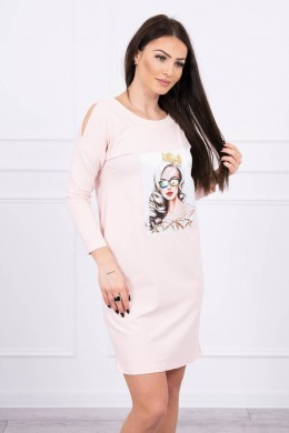 Suknelė (Rožinė)