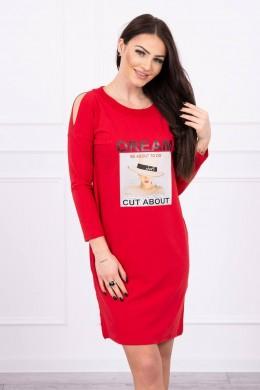 Suknelė (Raudona)