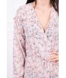 Floral suit (Smėlio spalva)