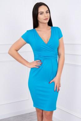 Žavinga suknelė (Turkio spalva)