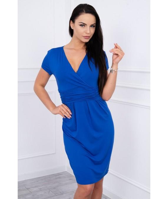 Žavinga suknelė (Mėlyna)