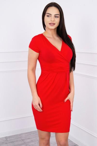 Žavinga suknelė (Raudona)
