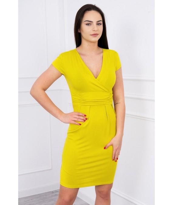 Žavinga suknelė (Kivio spalva)